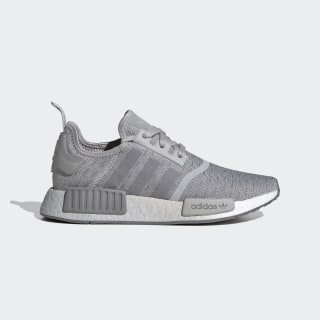 Women's NMD R1 Grey Shoes | FV4406 | adidas US