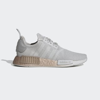 Women's NMD R1 Grey and Rose Gold Shoes | adidas US