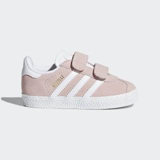 Chaussures Gazelle rose et blanc pour fille   adidas France