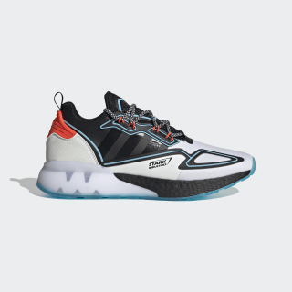 adidas ZX 2K Boost Marvel Shoes - White | H02561 | adidas US