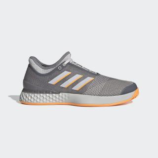 adidas Adizero Ubersonic 3 Shoes - Grey