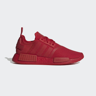 Men's NMD R1 All Red Shoes | adidas US