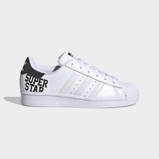 Kids Superstar Cloud White and Gold