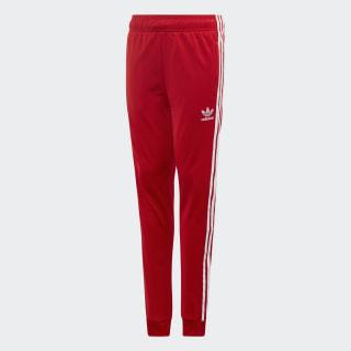 Pantalon de survêtement SST - Rouge adidas | adidas France