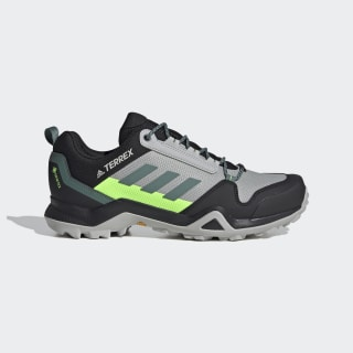 Chaussure de randonnée Terrex AX3 GORE TEX Gris adidas
