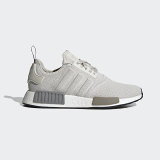 Women's NMD R1 Grey and Rose Gold Shoes