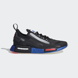 adidas NMD_R1 Spectoo Shoes - Black   adidas US