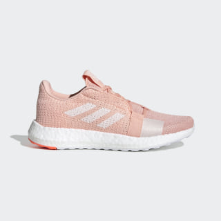 adidas pink sport shoes