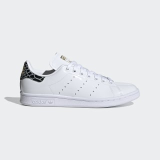 Women's Stan Smith Cloud White and Glow Pink Shoes | adidas US