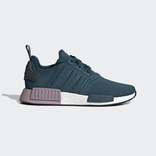 NMD R1 Teal and Purple Shoes | adidas