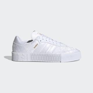 adidas SAMBAROSE Shoes - White   adidas UK