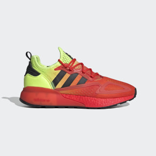 adidas ZX 2K Boost Shoes - Yellow