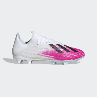 Consciente Paralizar atraer  adidas X 19.3 Firm Ground Boots - White | adidas UK