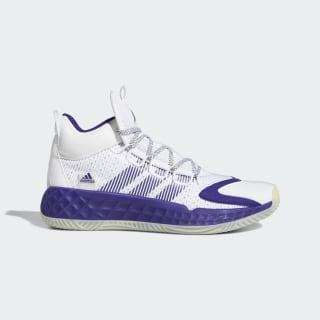 medio Por lo tanto reforma  adidas Pro Boost Mid Shoes - White | adidas US