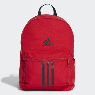 adidas Classic Backpack - Red | adidas UK