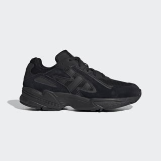 adidas yung all black