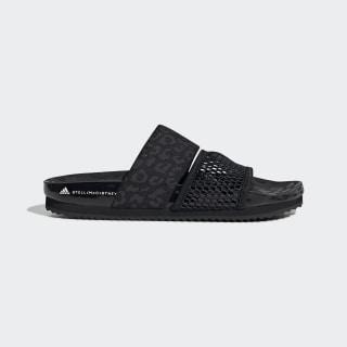 BLACK Sandals with logo  Stella McCartney  Sandaler - Sko Til Herre