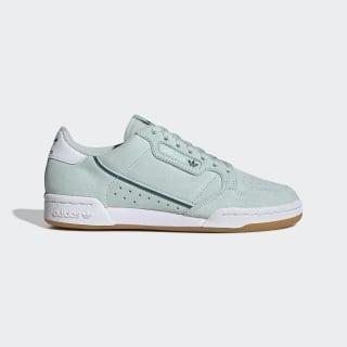 adidas Continental 80 Shoes - Green