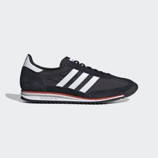 adidas SL 72 Shoes - Black | adidas UK