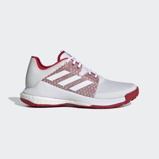 adidas Crazyflight Shoes - White