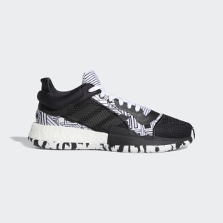 adidas Marquee Boost Low Shoes - Black