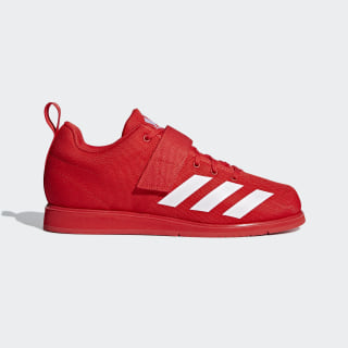 adidas Powerlift 4 Shoes - Red | adidas US
