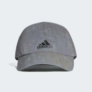 Run Reflective Cap Grey/Reflective Silver/Black CW0754