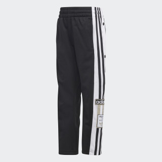 Adibreak Trainingsbroek Black / White DH2466