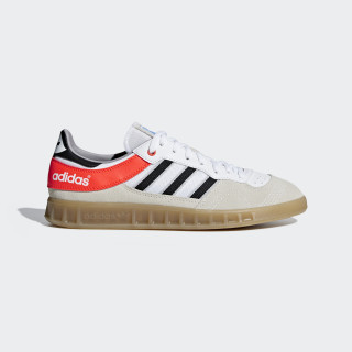 Handball Top sko Chalk White / Core Black / Solar Red AQ0905