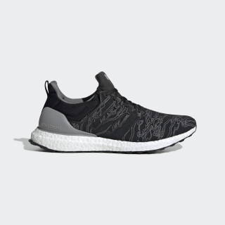 adidas x UNDEFEATED Ultraboost Shoes Core Black / Core Black / Core Black BC0472
