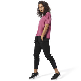 Perforated Speedwick Tee Twisted Berry D94134