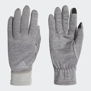 Climawarm Gloves Core Heather / Core Heather / Reflective Silver DM4413