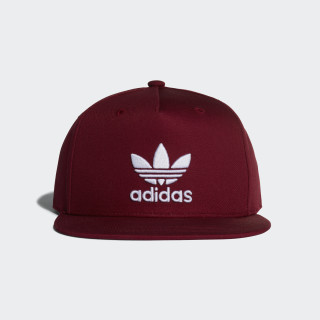 Trefoil Snap-Back Pet Collegiate Burgundy DH4281