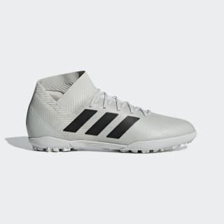 Zapatos de Fútbol NEMEZIZ TANGO 18.3 TF ASH SILVER/CORE BLACK/WHITE TINT S18 DB2212