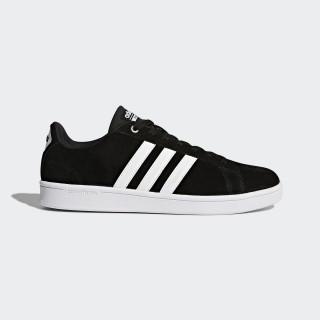 Cloudfoam Advantage Shoes Core Black / Cloud White / Matte Silver B74226