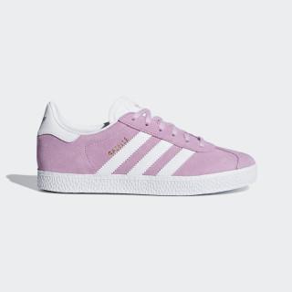 Gazelle Schuh Clear Lilac / Ftwr White / Ftwr White B41902