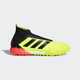 Predator Tango 18+ Turf Shoes Solar Yellow / Core Black / Solar Red DB2056