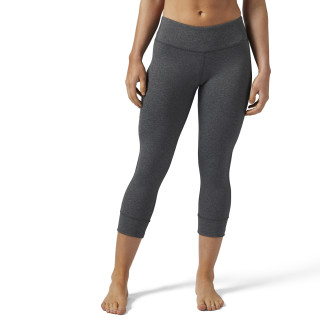 Lux 3/4 Legging Dark Grey Heather BR4122