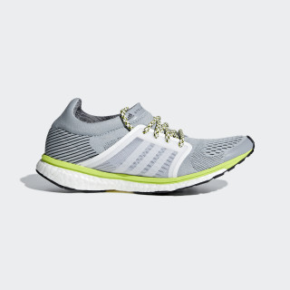 Adizero Adios Shoes Eggshell Grey / Cloud White / Core Black AC7564
