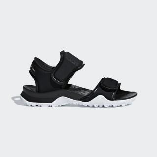 Hikira Schuh Core Black / Core Black / Ftwr White CG6243