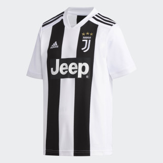 Juventus Home Jersey White/Black CF3496
