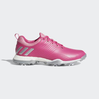 Adipower 4orged Shoes Real Magenta / Silver Metallic / Cloud White DA9746