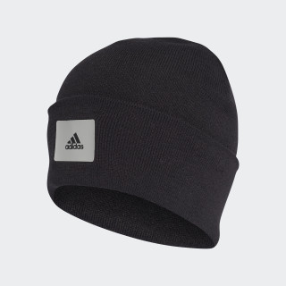Logo Mütze Black / Black / Mgh Solid Grey CY6012