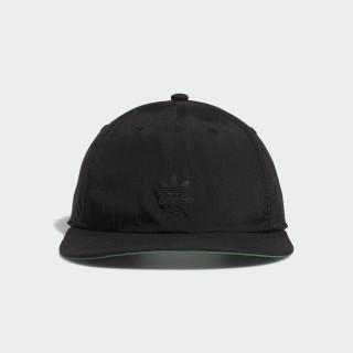 Relaxed Repeat Flat Brim Hat Black CK3068