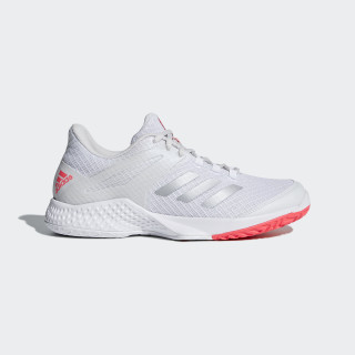 Adizero Club 2.0 Shoes Cloud White / Matte Silver / Grey AH2156