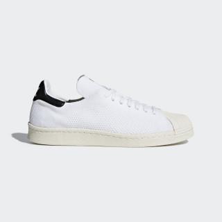 Superstar 80s Primeknit Schuh Off White/Off White/Core Black CQ2231