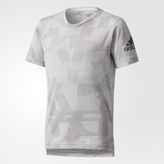 Engineered Trainingsshirt Grey Two/Grey Three CD8896