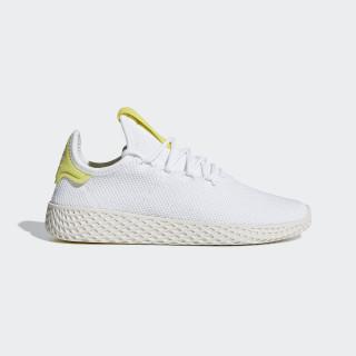 Scarpe Pharrell Williams Tennis Hu Ftwr White / Ftwr White / Chalk White BD7769