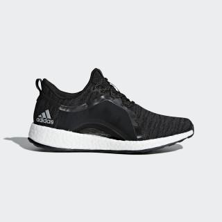 PureBOOST X Schuh Black/Carbon/Silver Metallic/Core Black BY8928