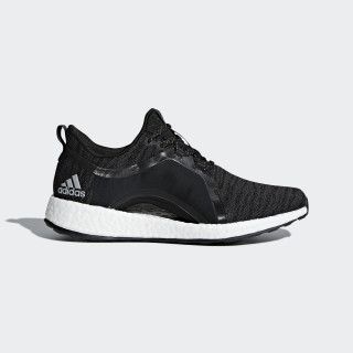 Pureboost X Shoes Black/Carbon/Silver Metallic/Core Black BY8928